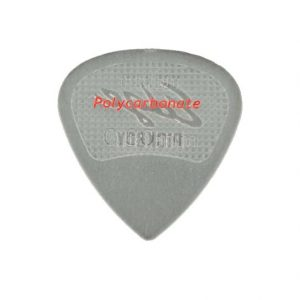 Pickboy Polycarbonate Edge Clear 0.60mm Guitar Pick